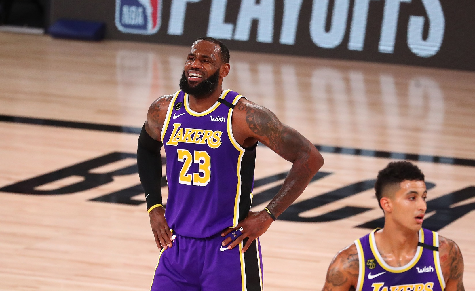LeBron James Lakers accomplished feat nobody has done