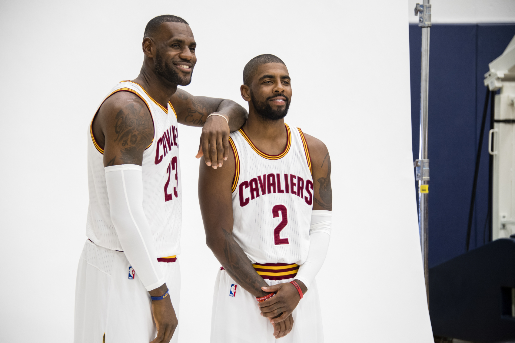 LeBron James and Kyrie Irving had a ton of success together on the Cavaliers. James has admitted that Irving recently hurt his feelings.