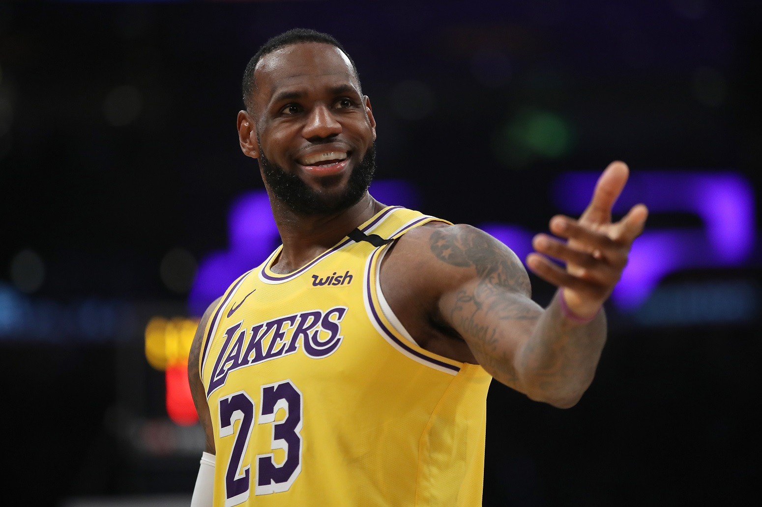 LeBron James legal trademark battle heat owner Micky Arison