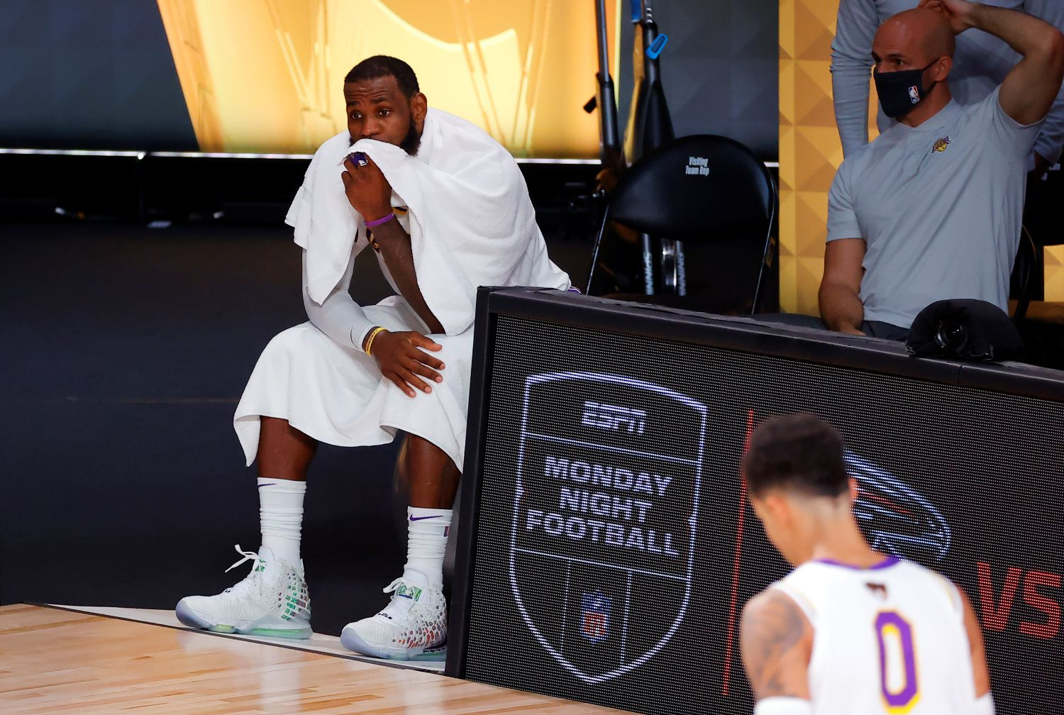 LeBron James admitted the Cavaliers would have lost to the Warriors if they had been forced to play in a bubble championship scenario in 2016.