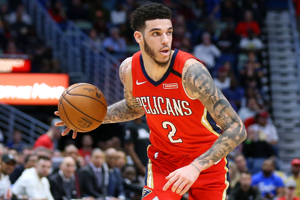 Lonzo Ball is entering his second year with the New Orleans Pelicans, and he already has his eyes set on achieving a major goal under Stan Van Gundy.