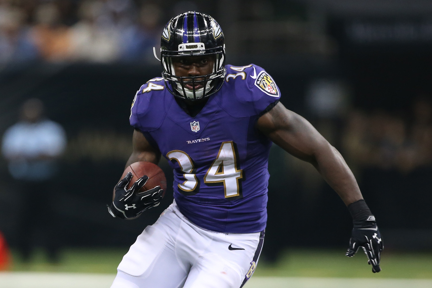 NFL and Baltimore Ravens Shocked by Tragic Death of Former RB Lorenzo Taliaferro at Just 28
