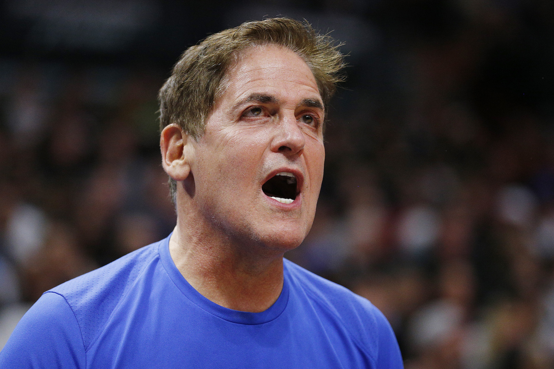 Dallas Mavericks owner Mark Cuban recently raise eyebrows with a comment about LeBron James.