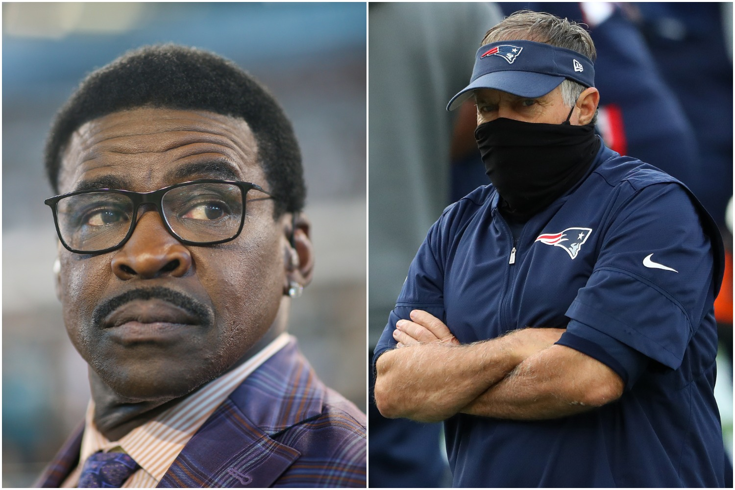 Michael Irvin may save Bill Belichick from suffering a major blow to his legacy if Patriots WR N'Keal Harry accepts his invitation.