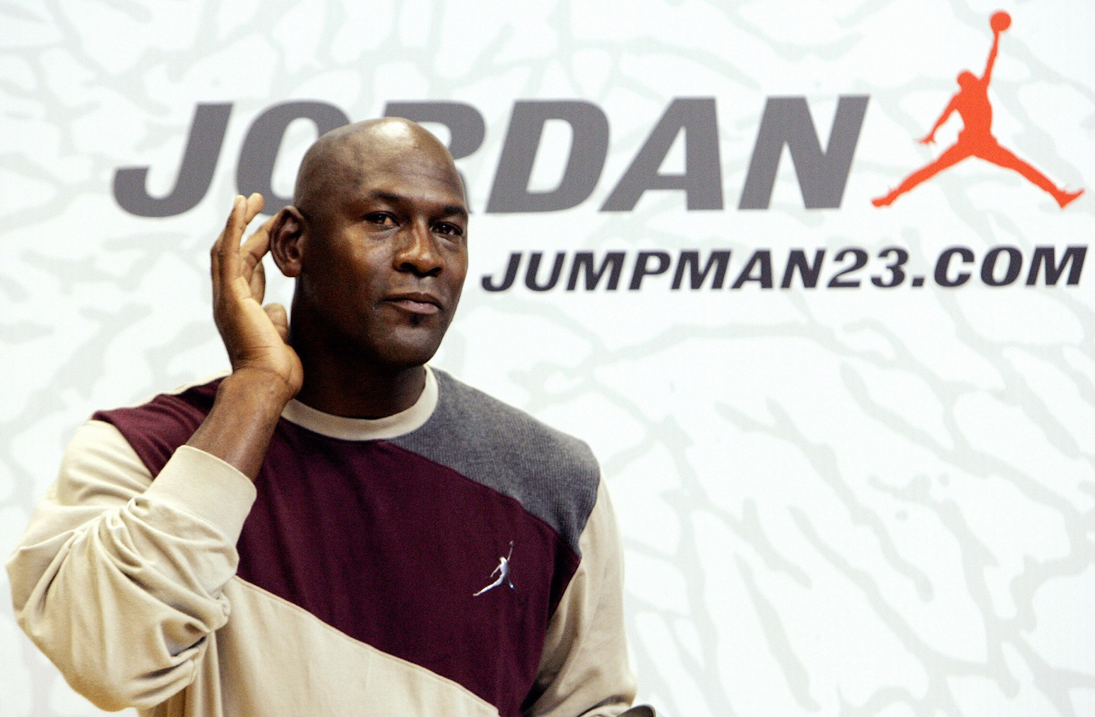 Michael Jordan's game almost killed a reporter