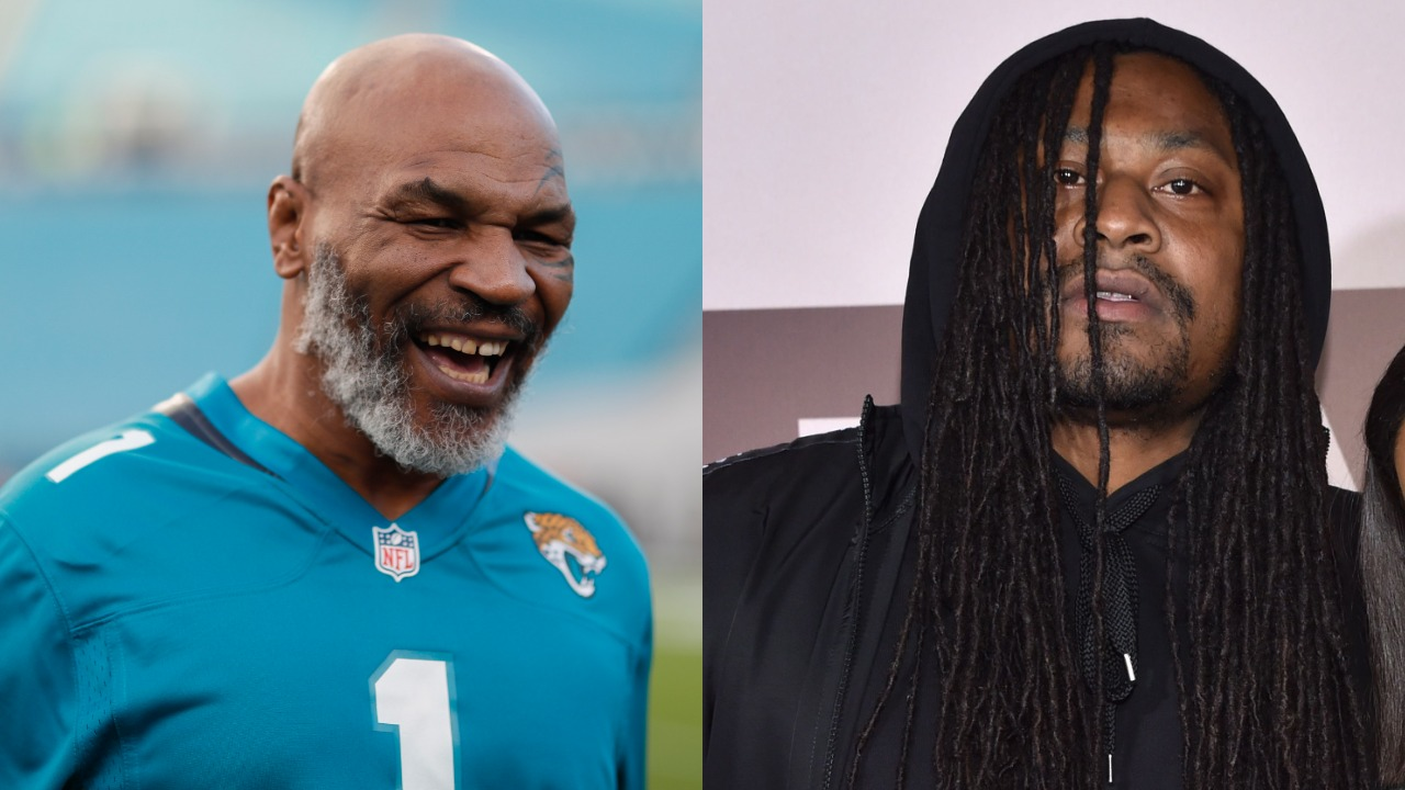 Mike Tyson and Marshawn Lynch were both successful in their respective careers. Now, they both own a pro football team together.