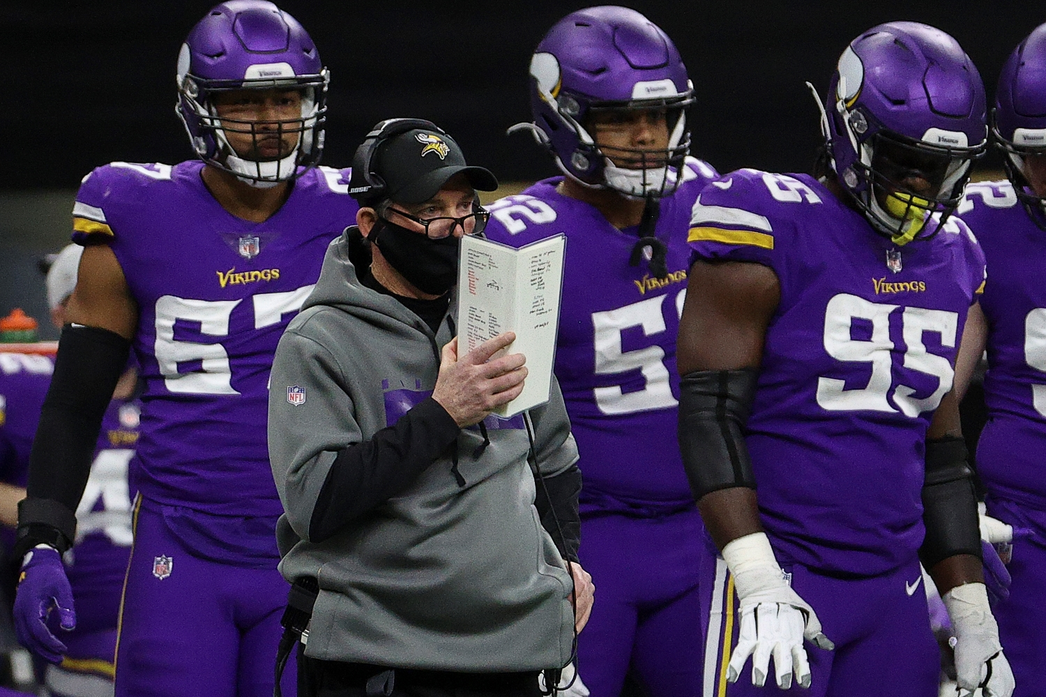 Vikings head coach Mike Zimmer didn't mince words when talking about how his 2020 Vikings defense compares to his previous defensive units.