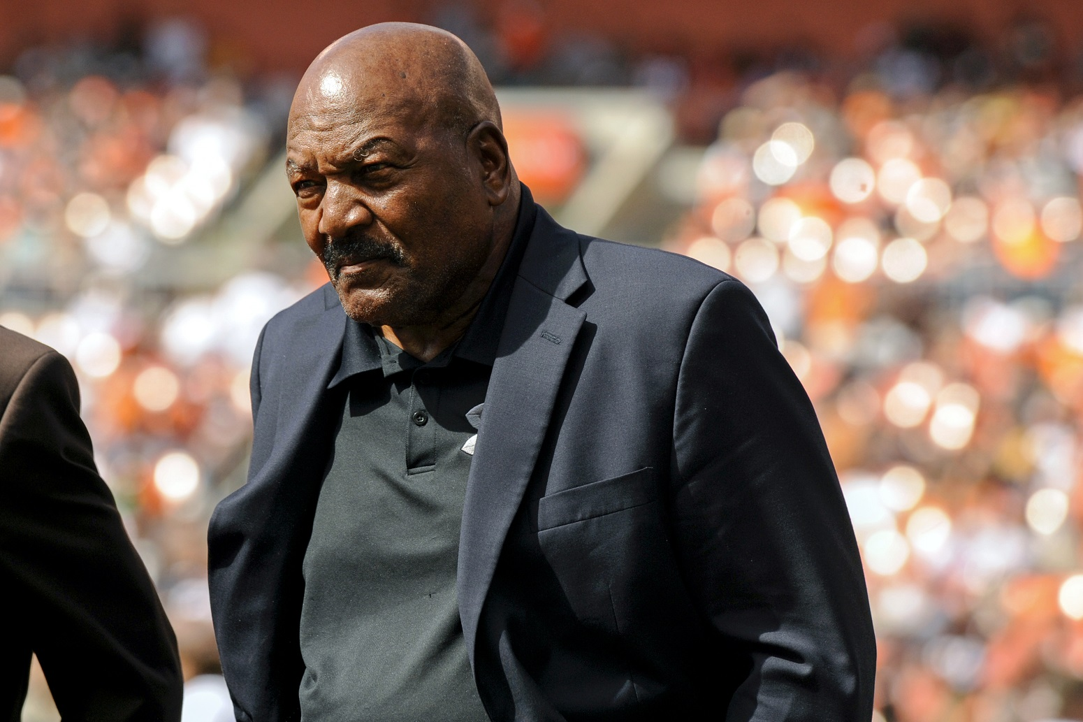 NFL legend Jim Brown once accused extremely dark crimes