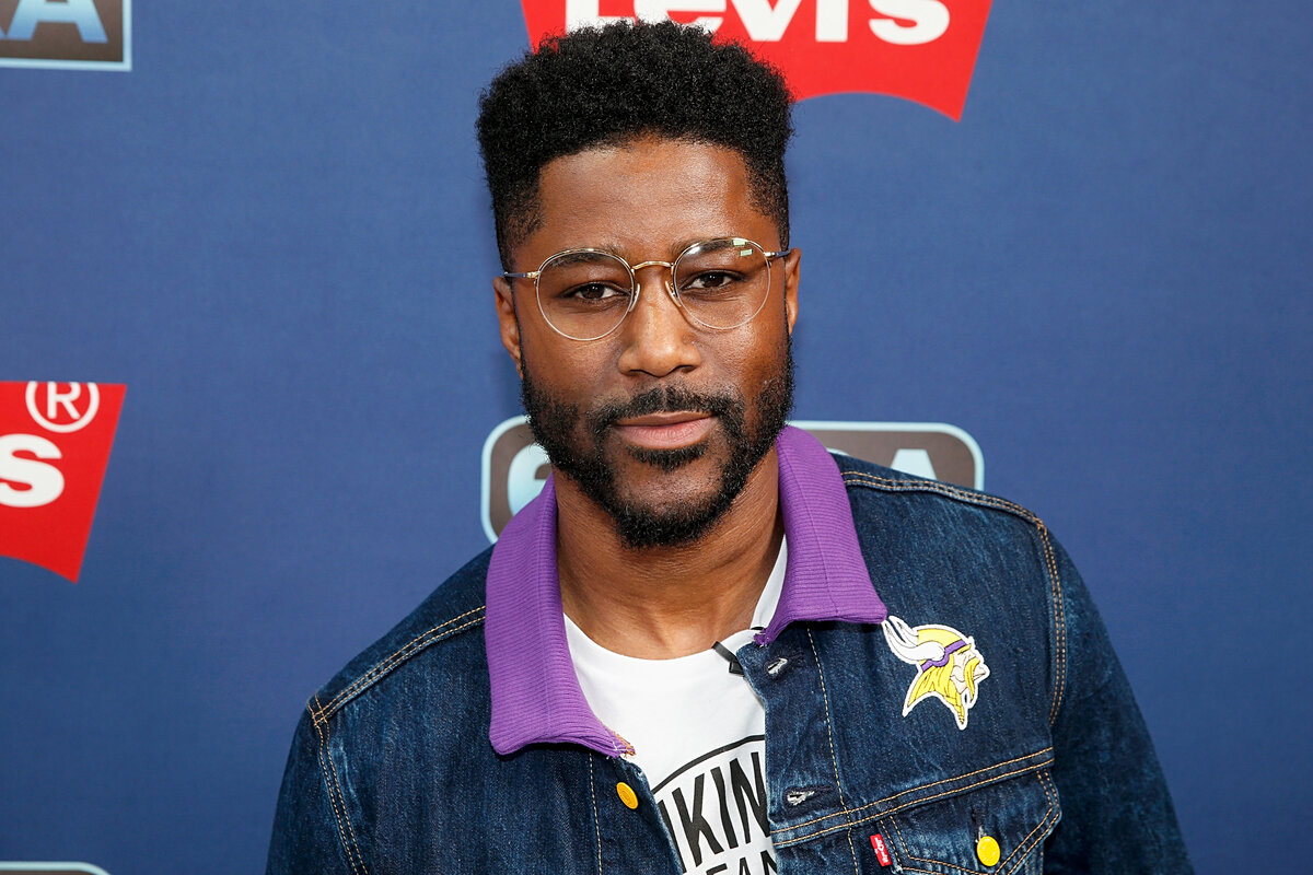 Who Is Nate Burleson and Why Is He Calling the NFL's Nickelodeon Wild-Card Broadcast?