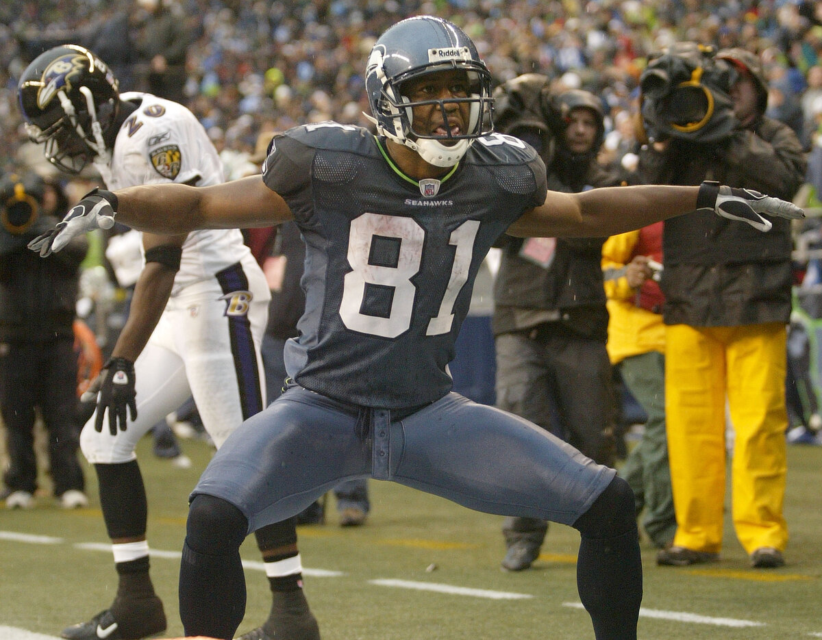 How CBS Star Nate Burleson's 'Poison Pill' Seahawks Contract Changed NFL Free Agency Forever