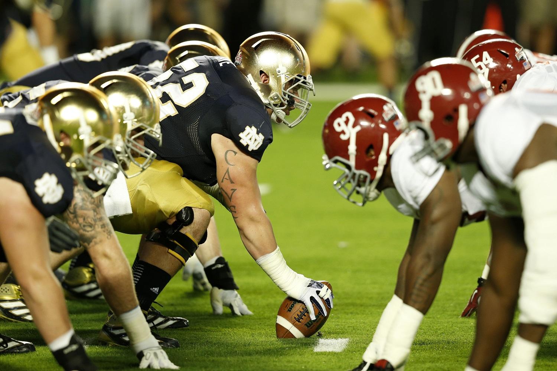 Notre Dame Fighting Irish vs. Alabama Crimson Tide