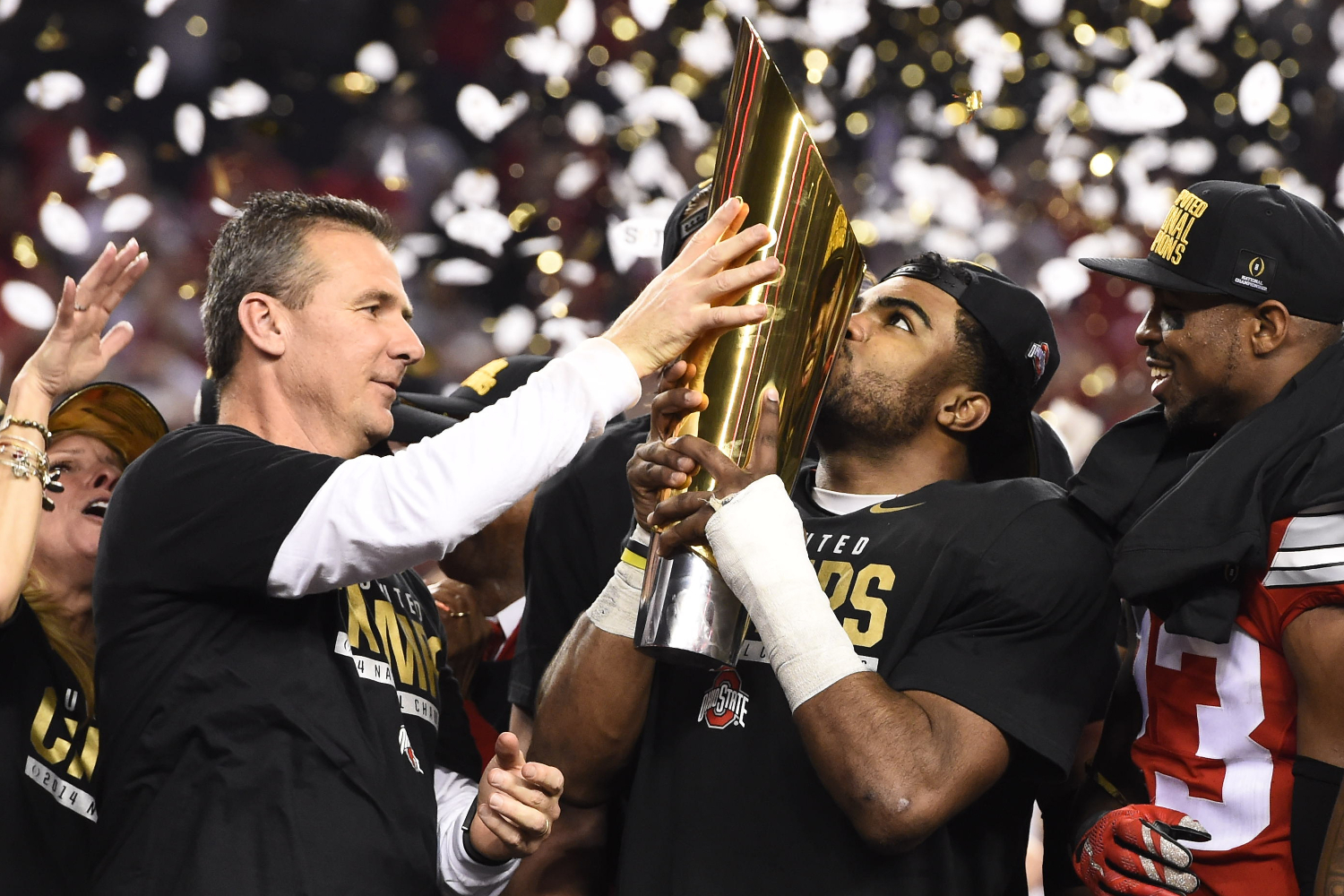 The Ohio State Buckeyes are one of the top college football programs in the country. So, how many national championships have they won?