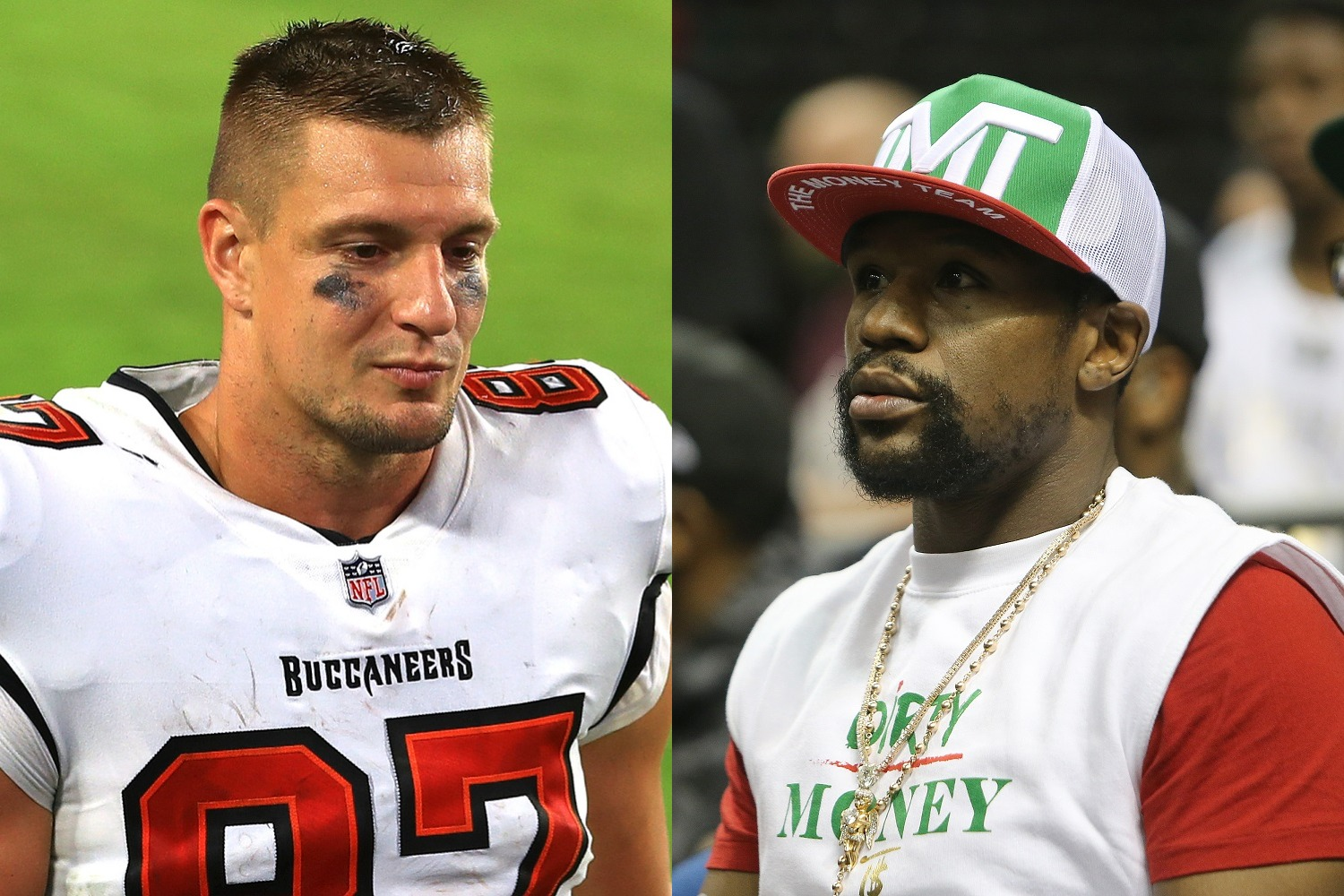 Rob Gronkowski Floyd Mayweather face $5 million lawsuit