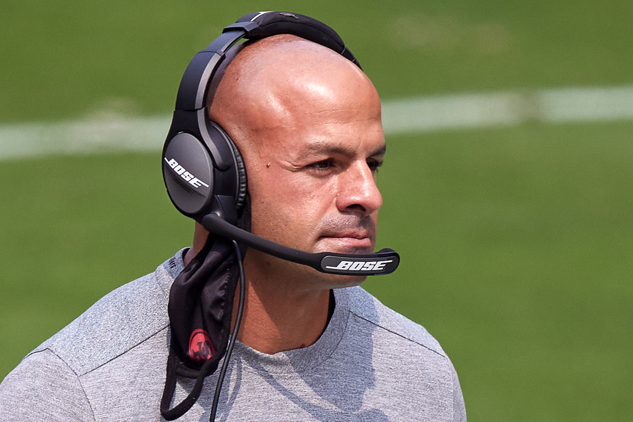 San Francisco 49ers defensive coordinator Robert Saleh has been linked to the Detroit Lions' head coaching job. Such a move would hurt everyone involved.