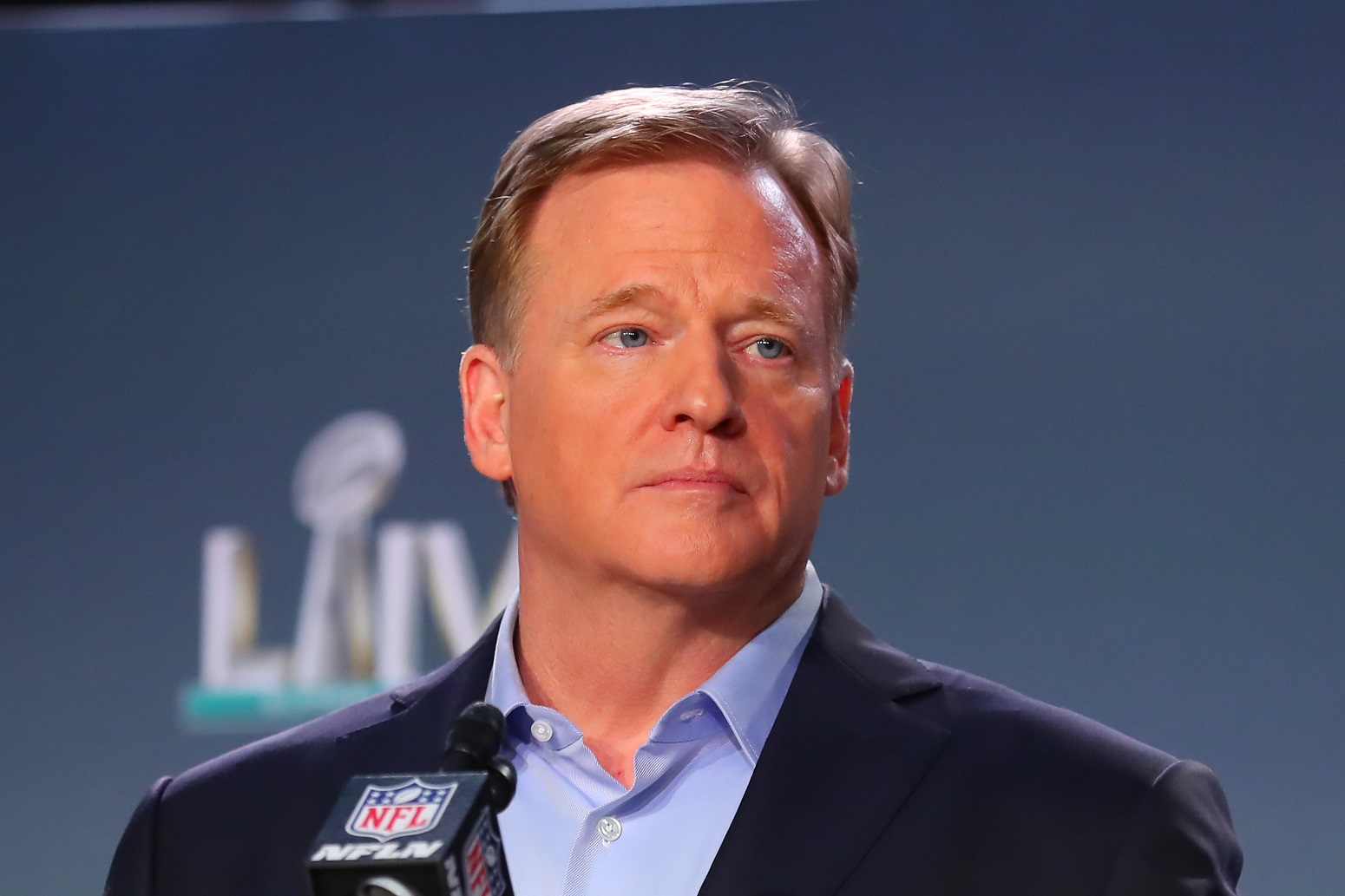 Roger Goodell Thursday Night Football jeopardy