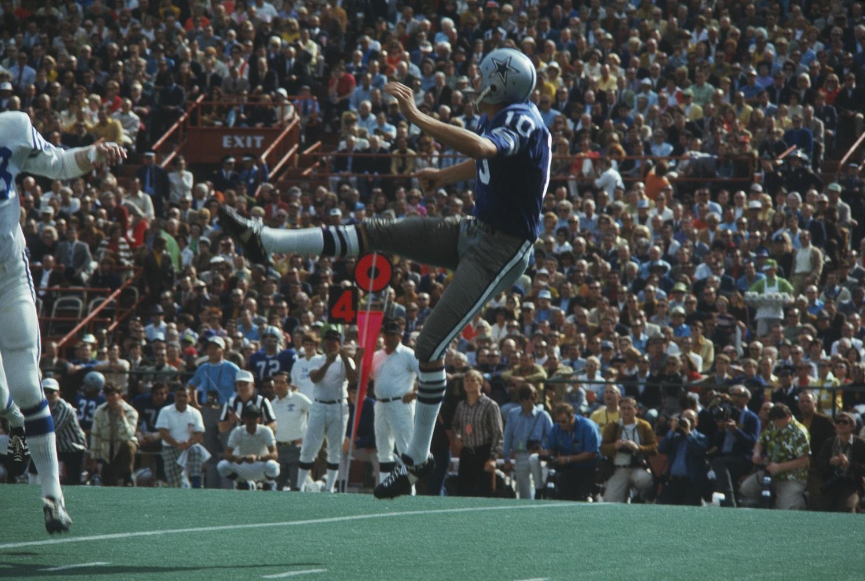 Ron Widby Dallas Cowboys