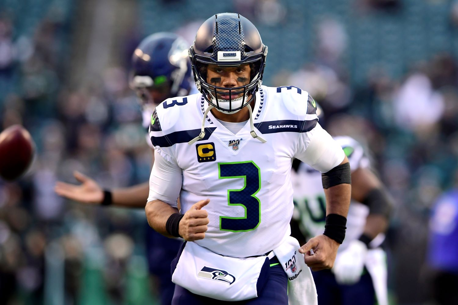 The return of Greg Olsen gives Russell Wilson and the Seattle Seahawks a much better chance of stealing the No. 1 seed in the NFC.