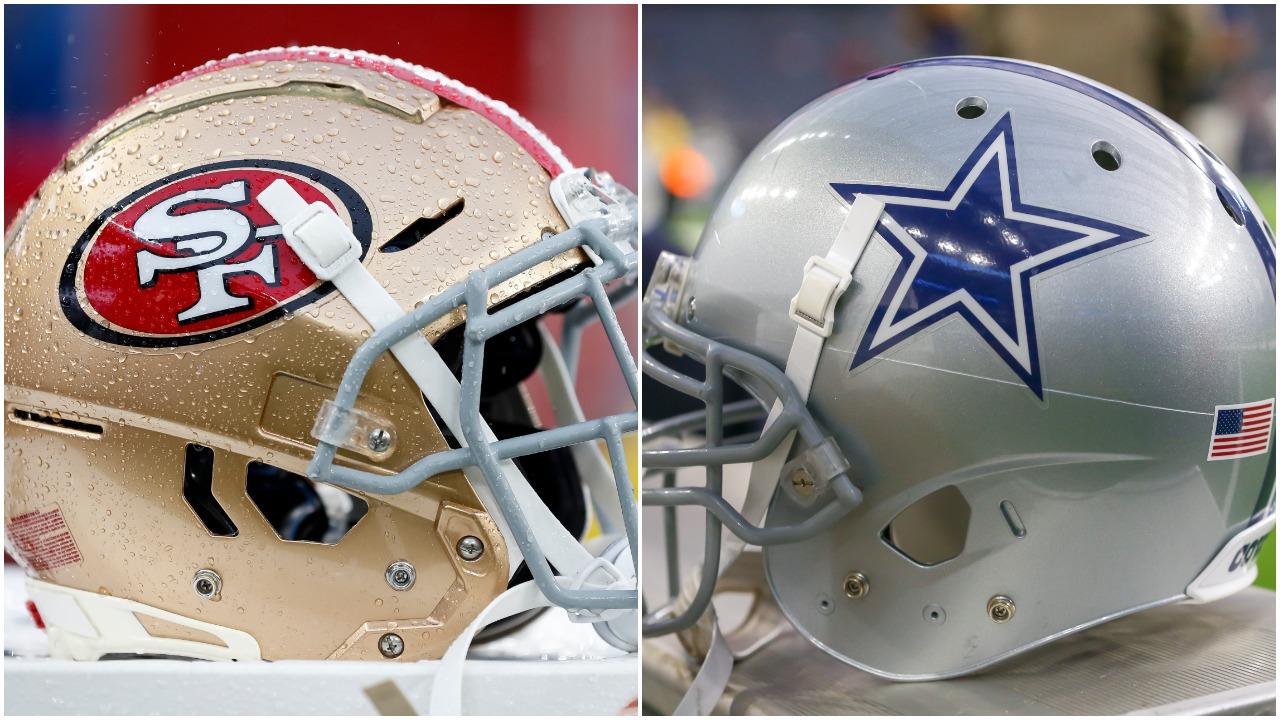 San Francisco 49ers Dallas Cowboys