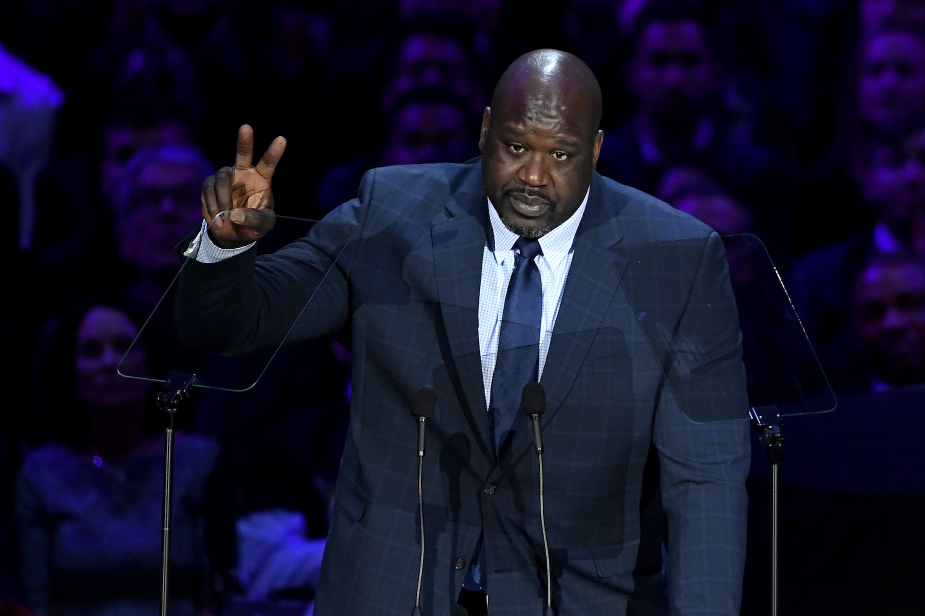 While 2020 was a tough year for Shaquille O'Neal, he still learned an important lesson.