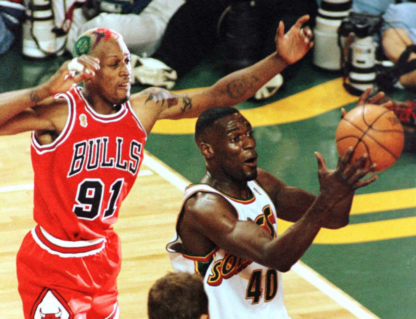 All-Star big man Shawn Kemp thrived with the Seattle SuperSonics for nearly a decade. Kemp just opened up about why he left the Sonics in 1997.