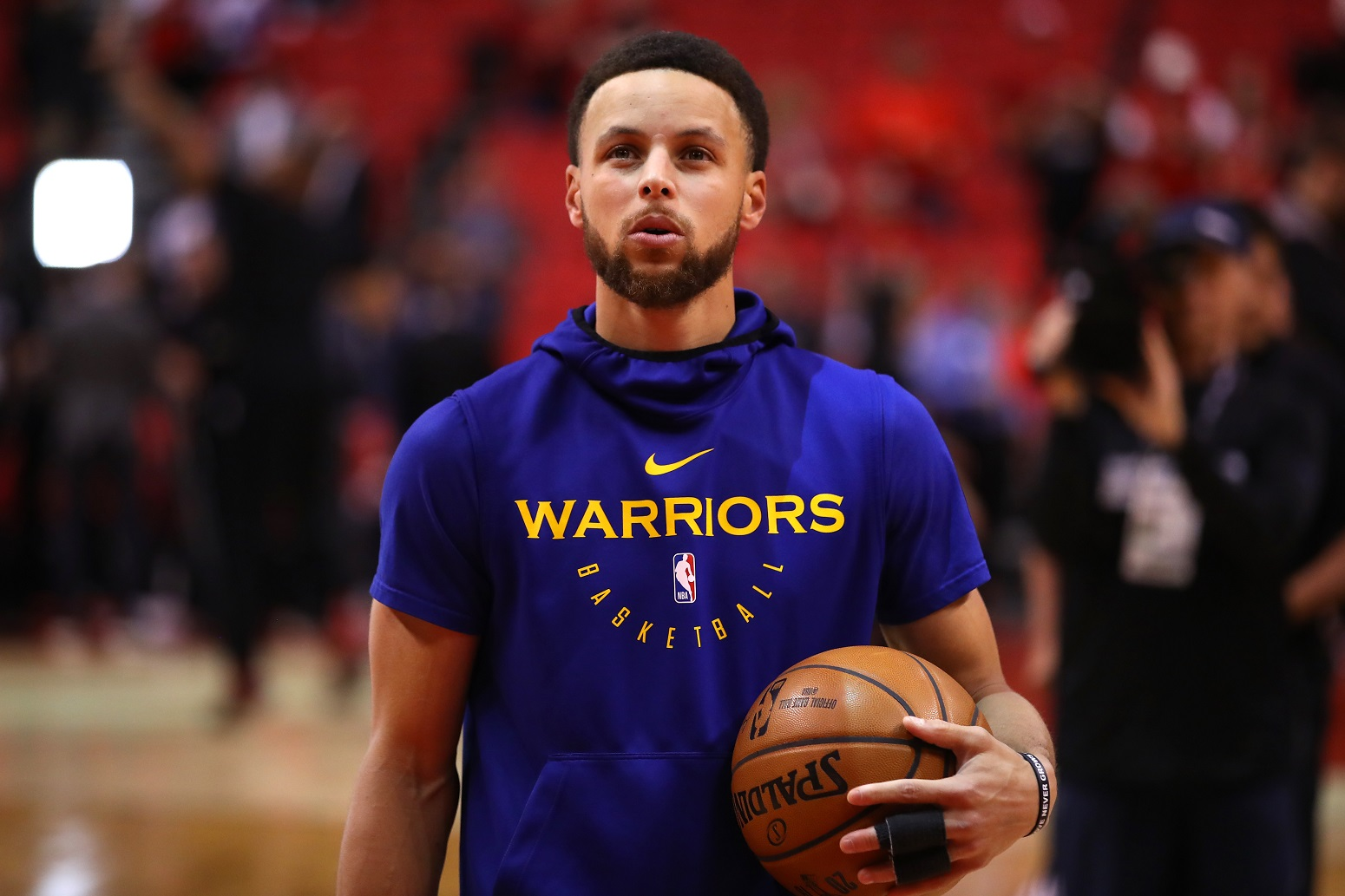 Stephen Curry can't ignore Lakers