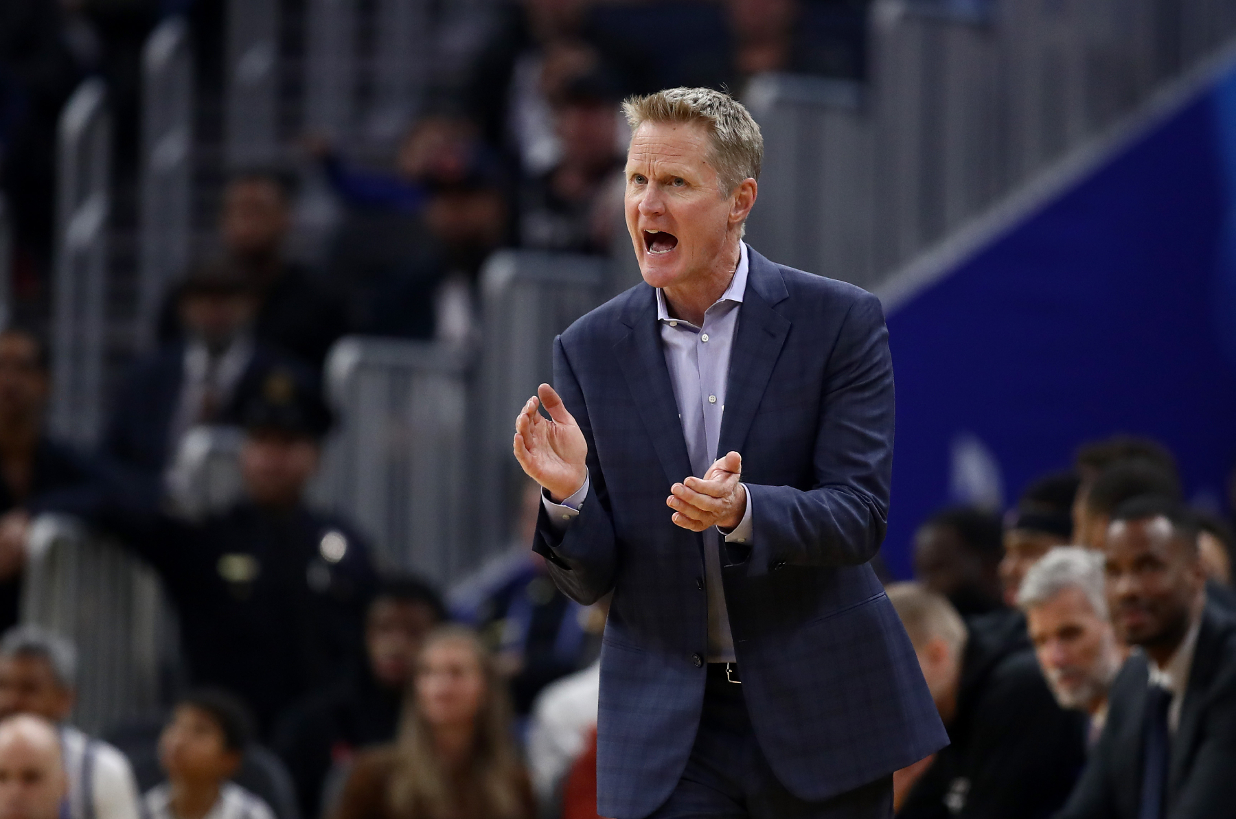 The Golden State Warriors hope to be atop the NBA again in 2020-21. Head coach Steve Kerr recently revealed his plan for them.
