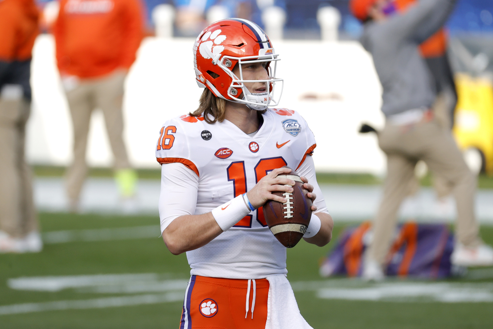 Trevor Lawrence and the Clemson Tigers look to beat Ohio State in the CFP semifinals again. However, they just received horrible news.