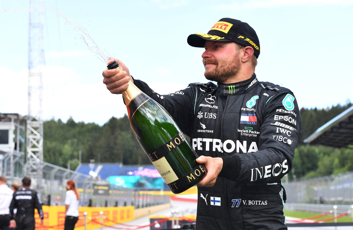 Valtteri Bottas is a successful Formula One racer, but he's had a rough go on the track recently. Bottas just made fans a promise about his racing future.