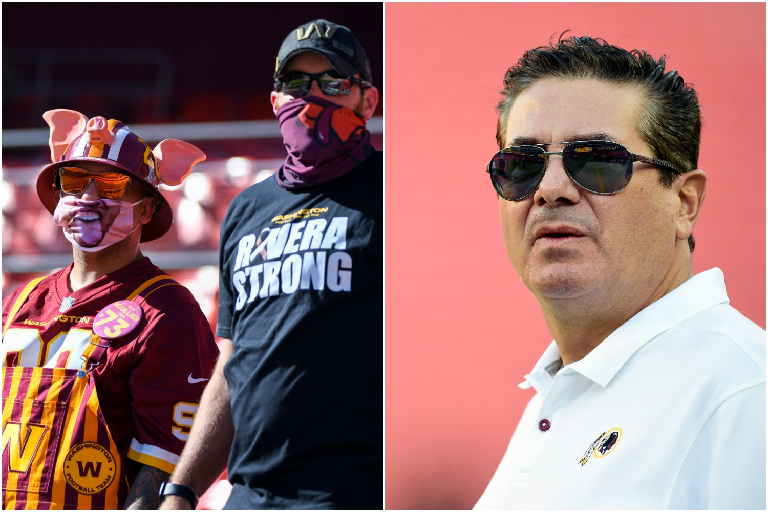 Washington Football Team fans may be preparing for a potential playoff run, but they won't be happy with Dan Snyder's latest major change.