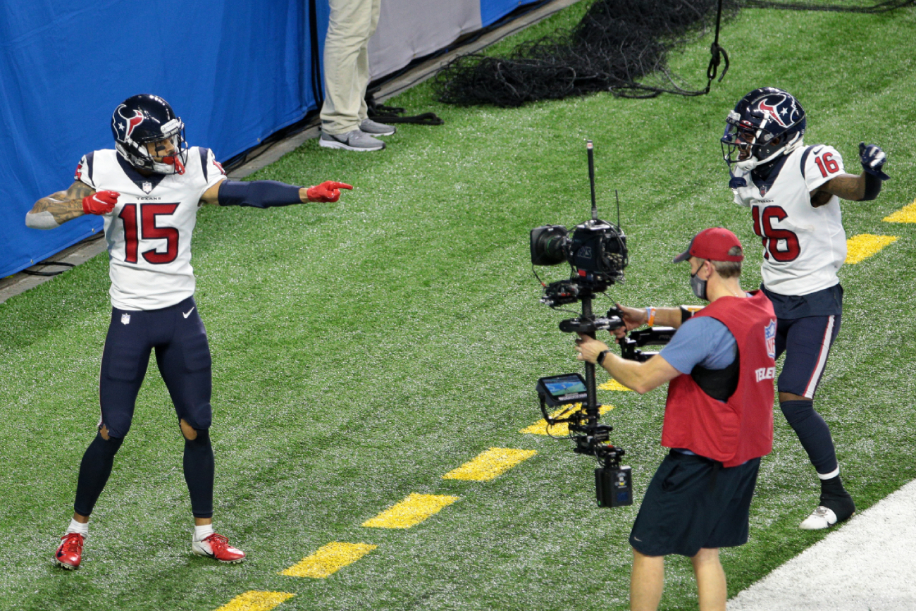 The Houston Texans just suffered some tough football news.