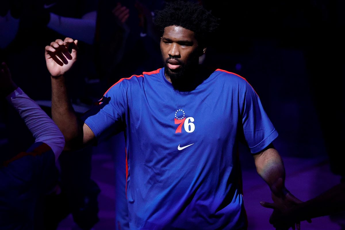 Why Joel Embiid Didn't Want Tyronn Lue to Coach the Sixers