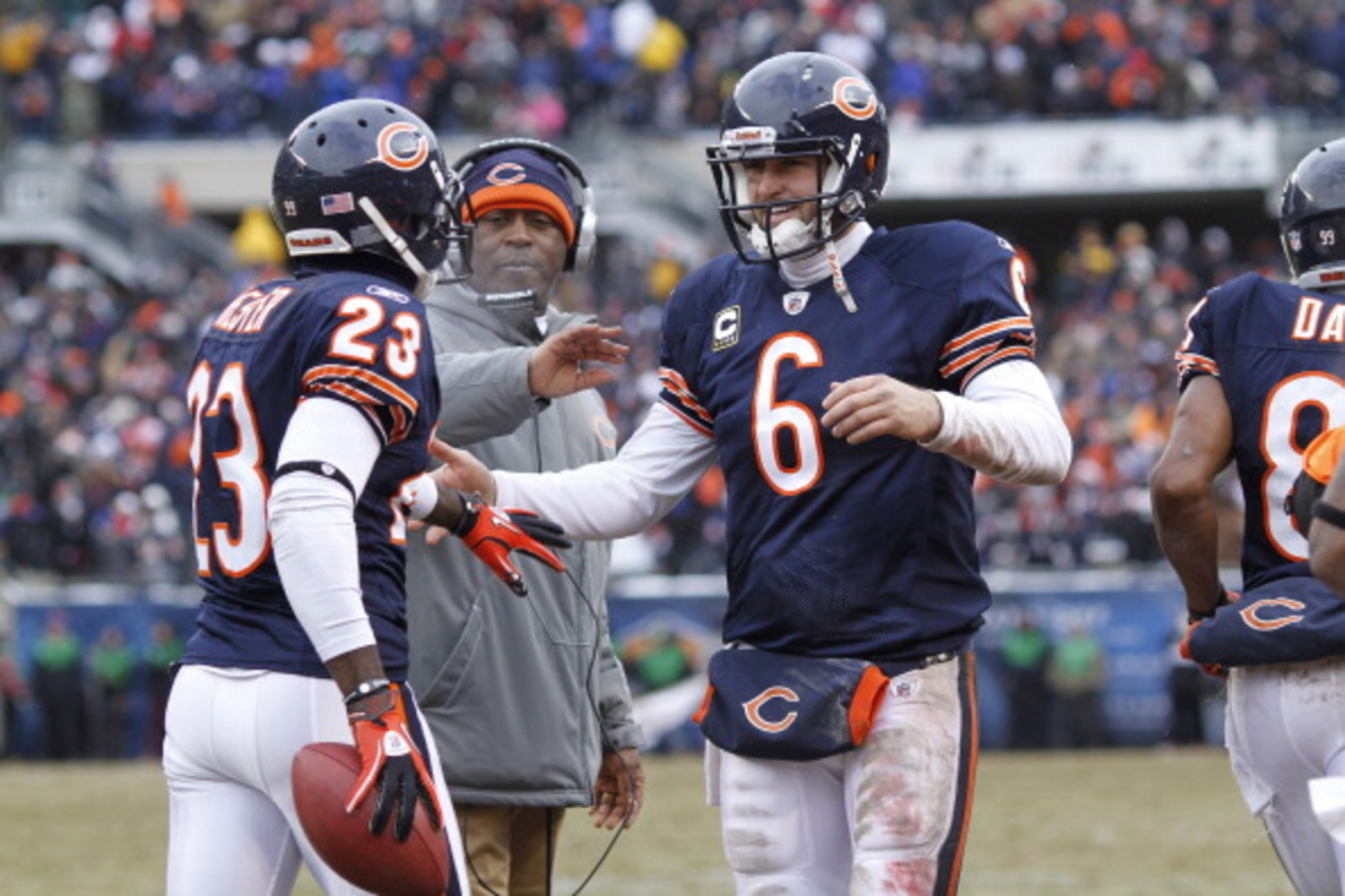 Jay Cutler Was 'The Worst' QB Devin Hester Ever Played With