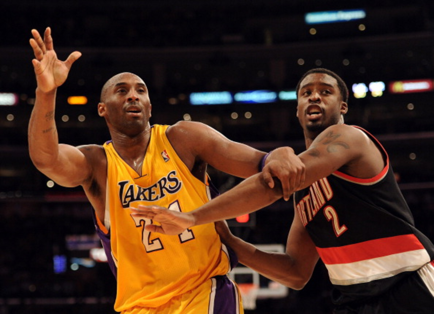 Kobe Bryant's Honest Advice Motivated Wesley Matthews During His Injury Rehab