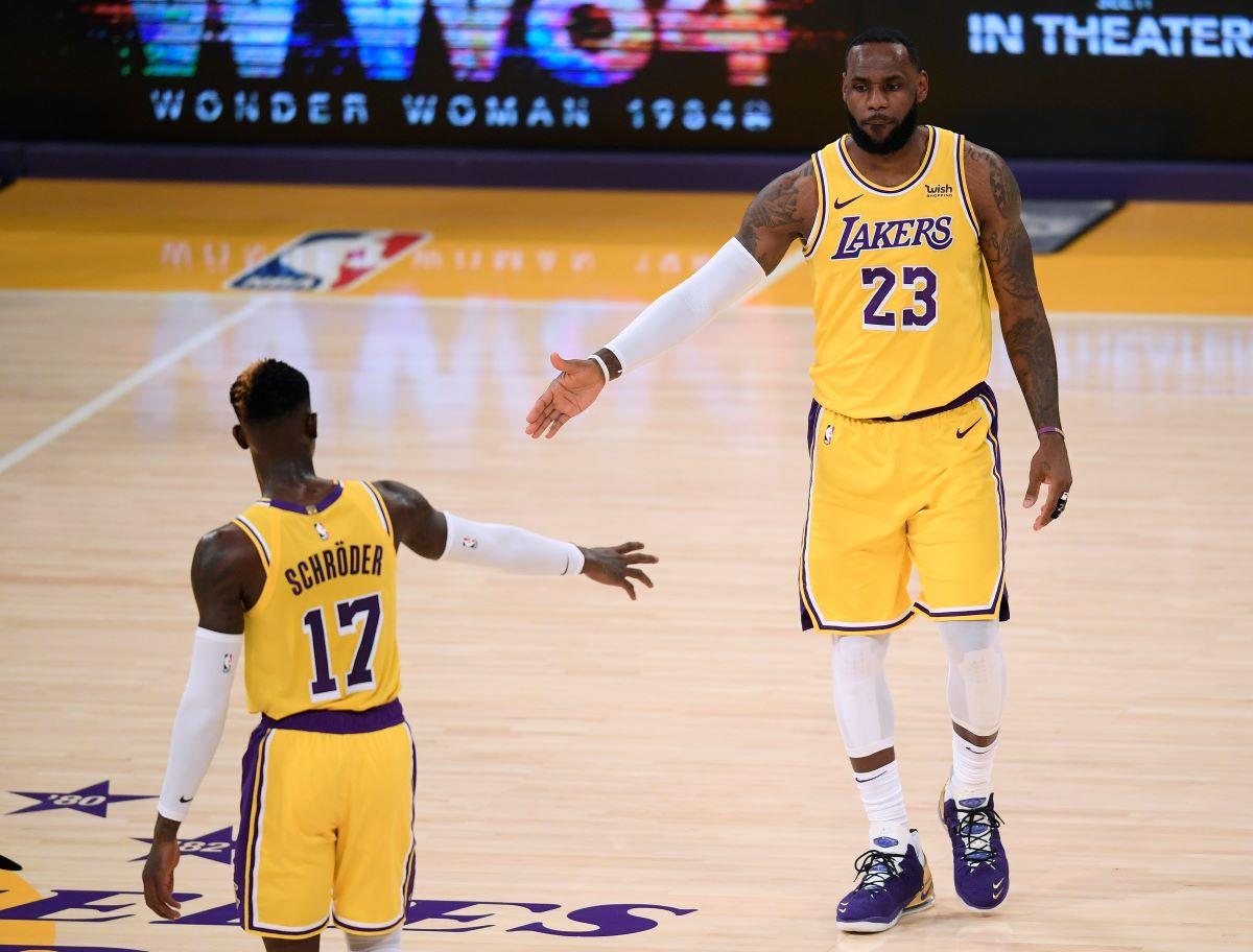 Lakers, Dennis Schroder