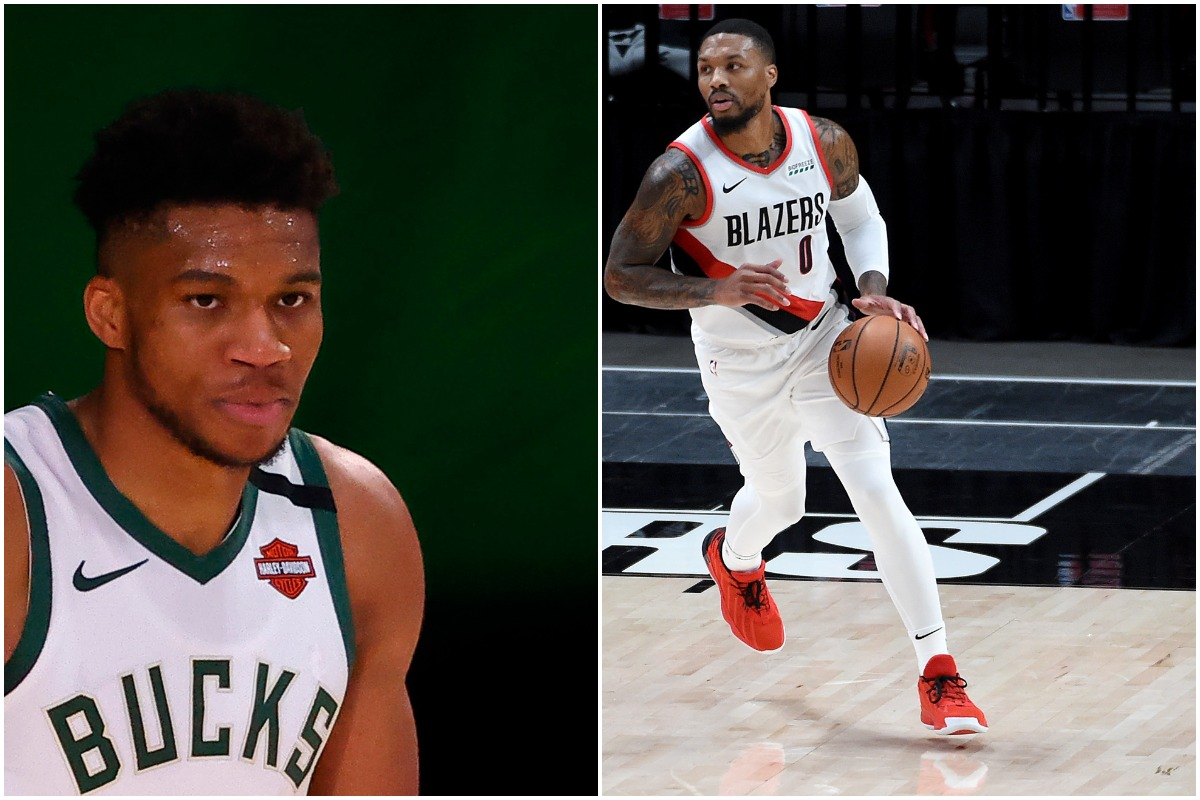 Giannis Antetokounmpo and Damian Lillard Were This Close to Being Teammates
