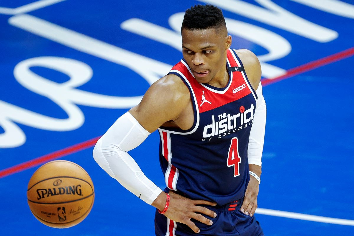 Wizards, Russell Westbrook