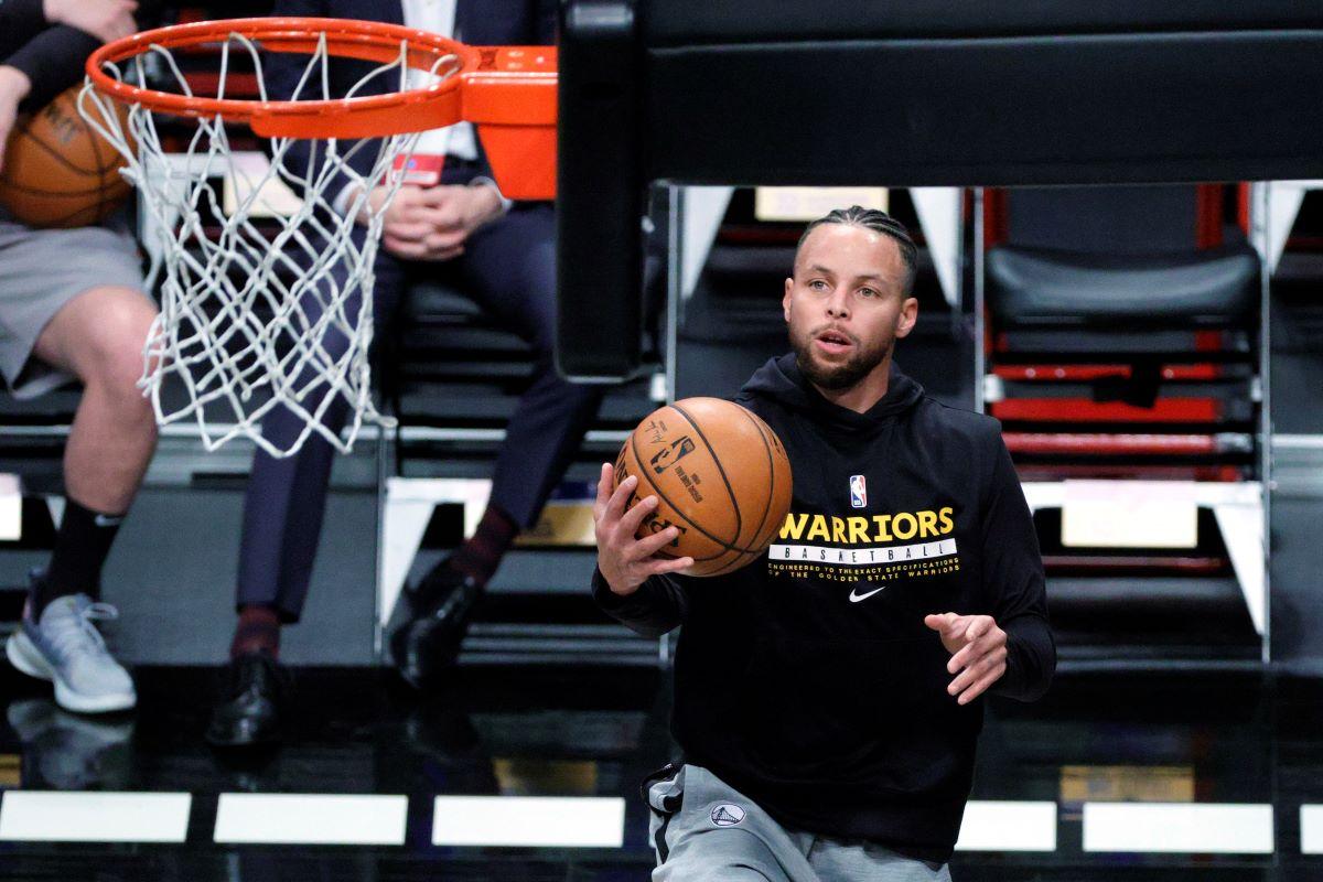 Warriors, Stephen Curry