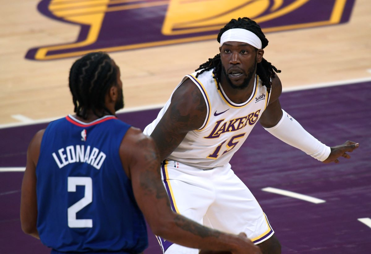 Montrezl Harrell, Clippers, Lakers