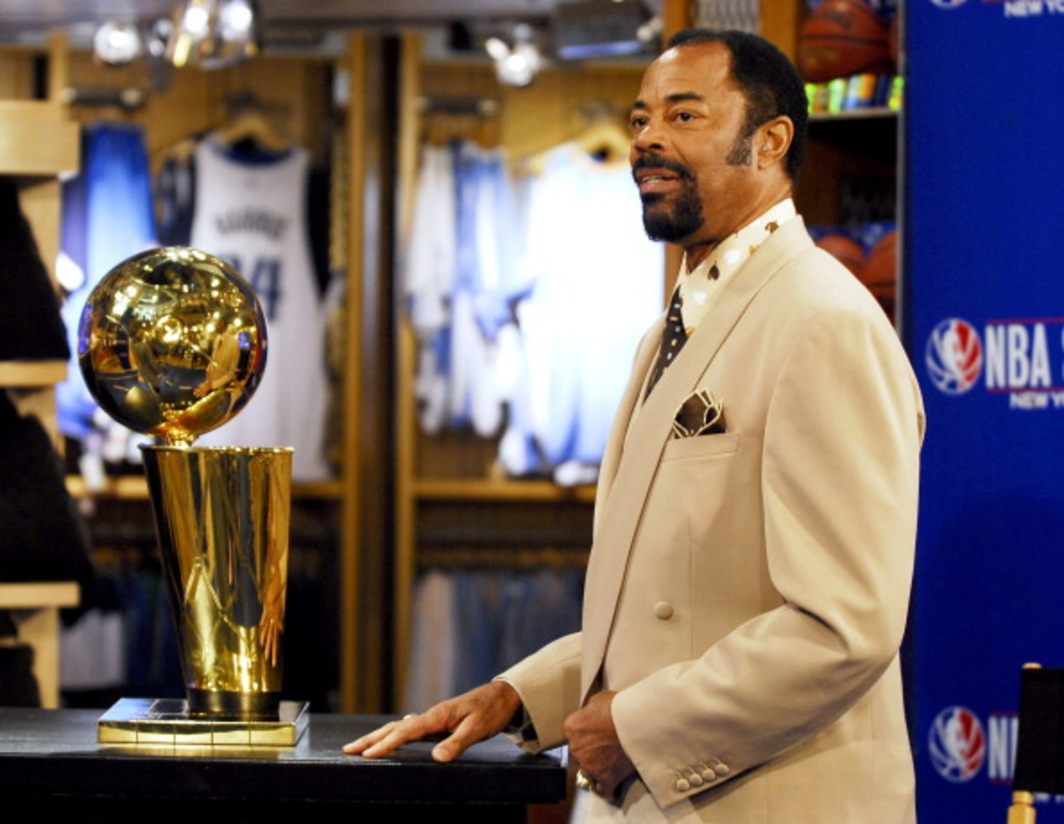 Hall of Famer Walt Frazier Made NBA History When He Teamed Up With Puma