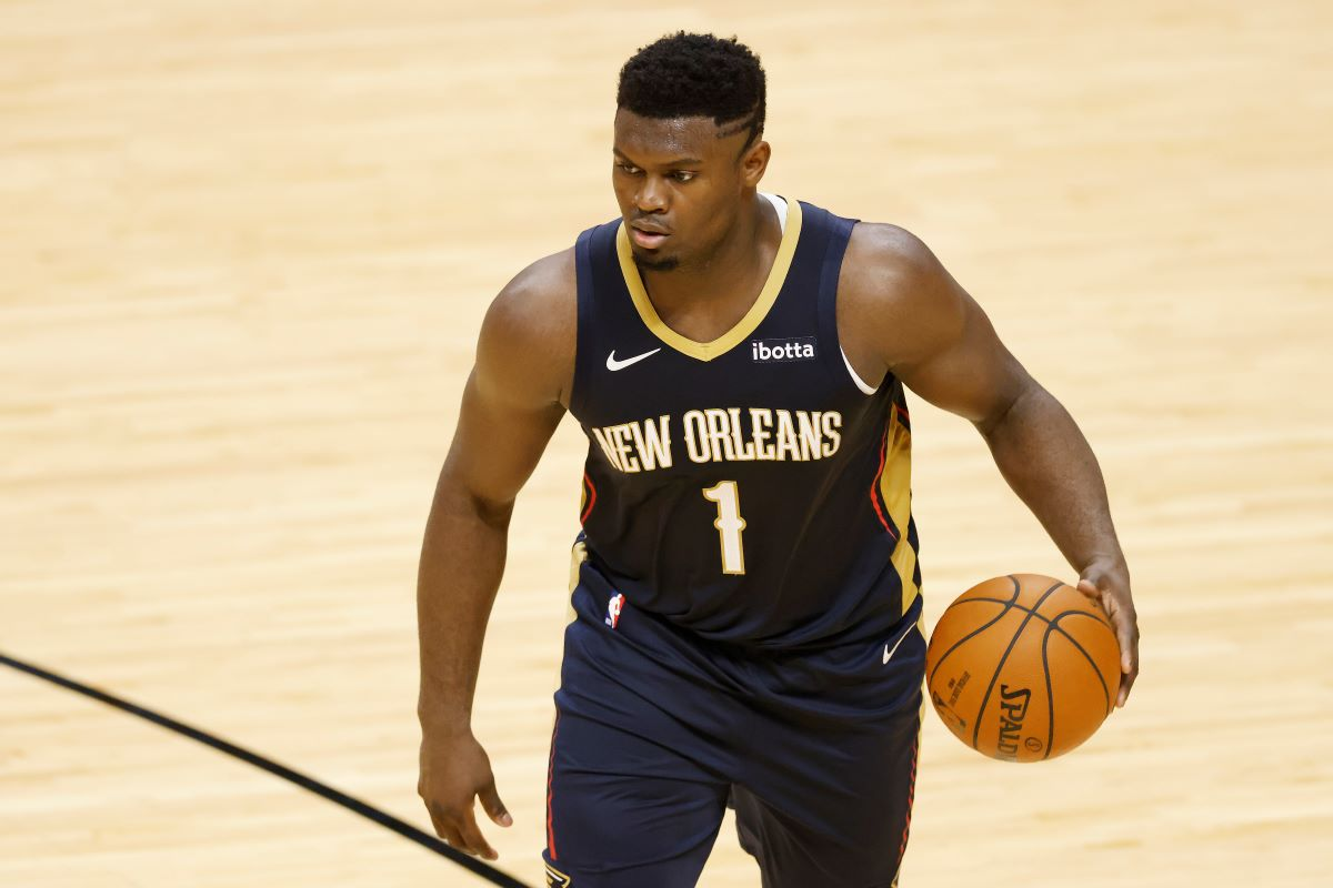 Zion Williamson Fires a Warning Shot at the Entire NBA
