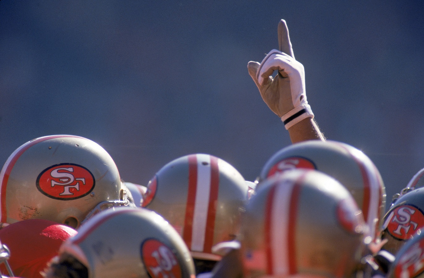 The San Francisco 49ers Once Went Through a Redesign So Disastrous It Lasted Less Than a Week