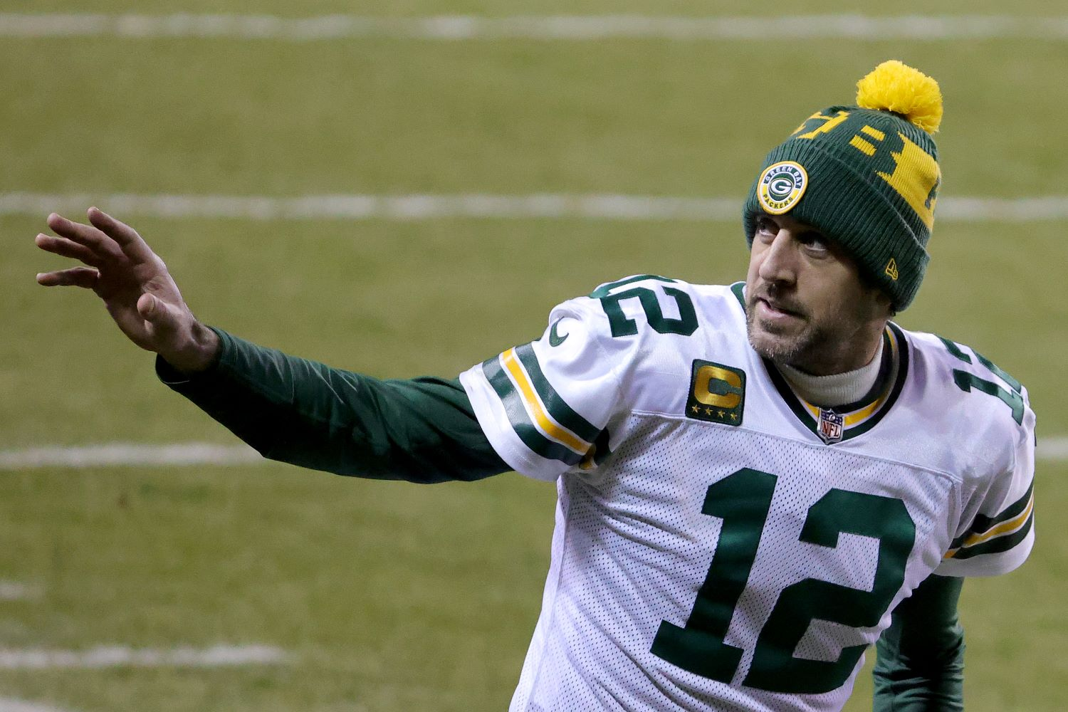 Aaron Rodgers entered the 2020 season with a point to prove. It turns out the Packers QB had a silent weapon that helped him bounce back.