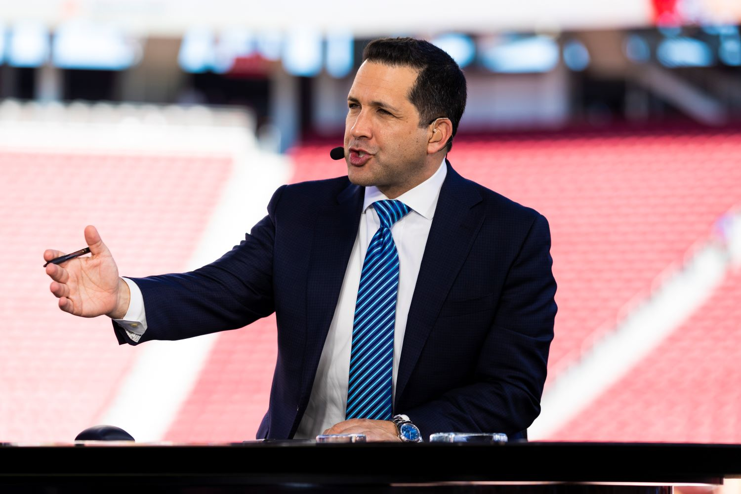With so many NFL quarterbacks facing uncertain futures, Adam Schefter delivered a stunning prediction about how many QBs will change teams.