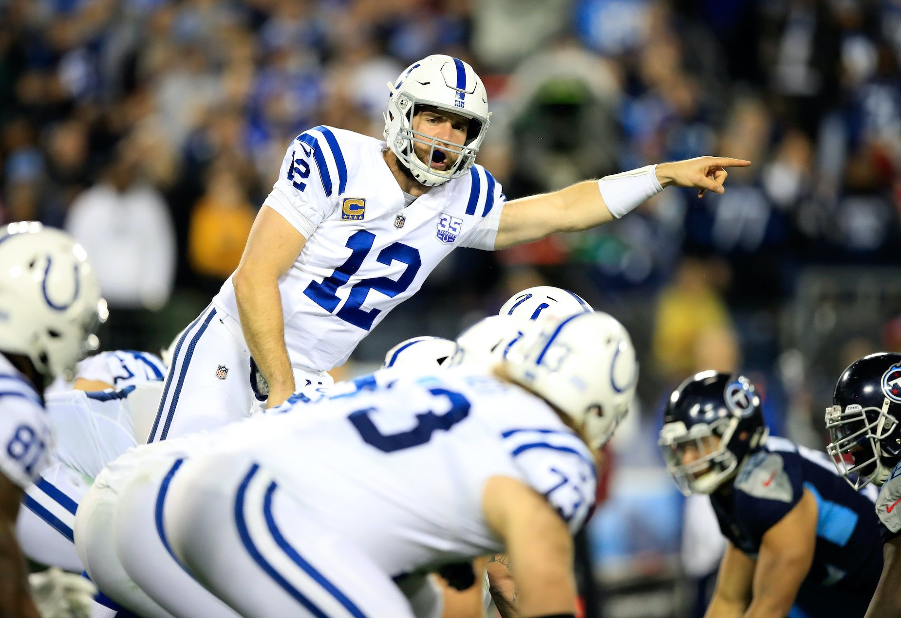 While the Indianapolis Colts would love to see Andrew Luck make a comeback, the team won't be holding their breath.