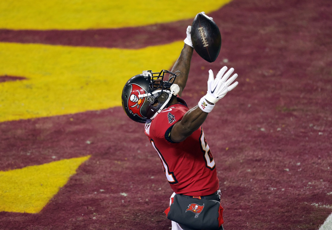 The Tampa Bay Buccaneers Offense Will Be Short A Key Weapon For the NFC Championship