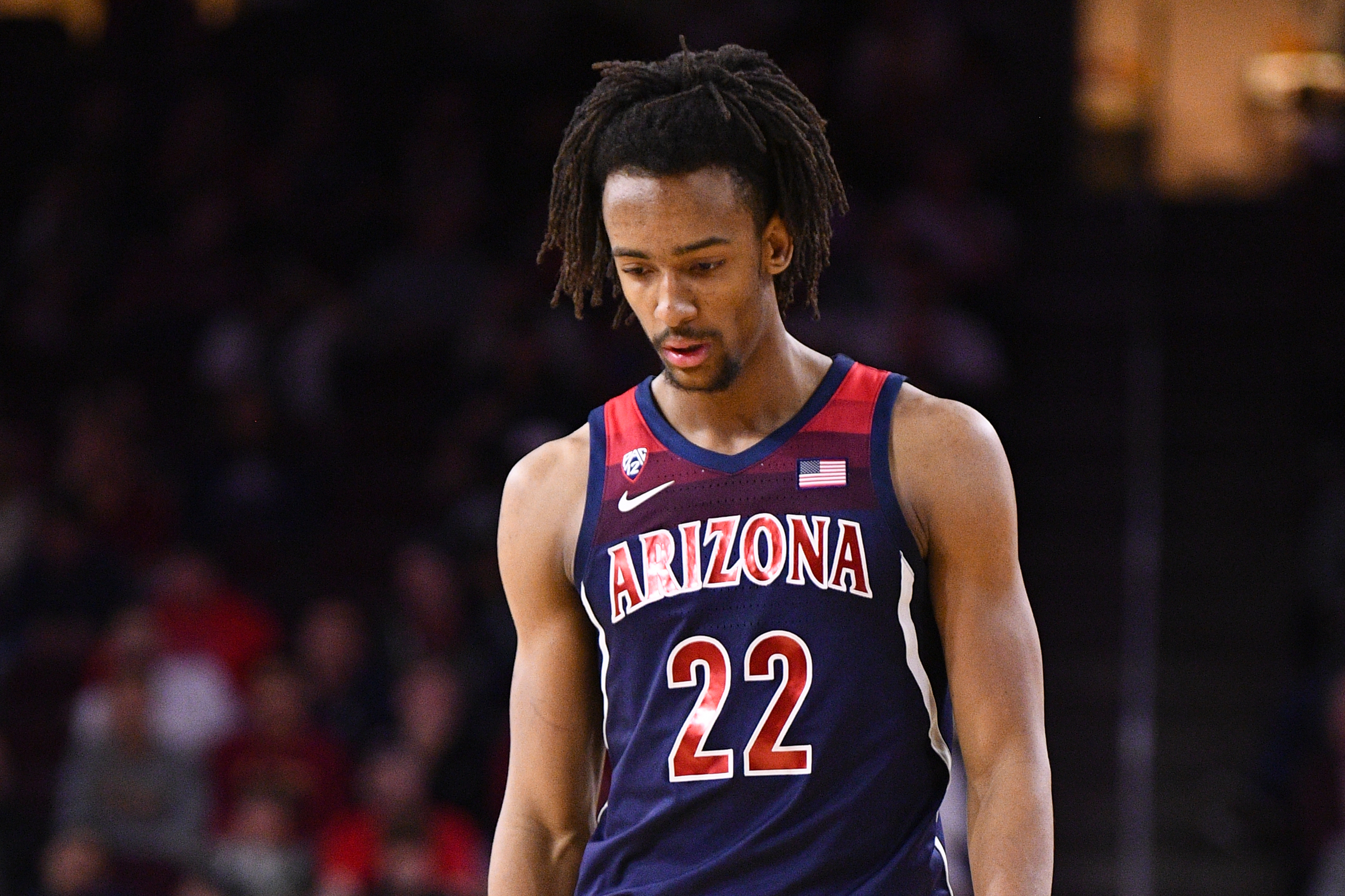 Arizona Wildcats forward Zeke Nnaji