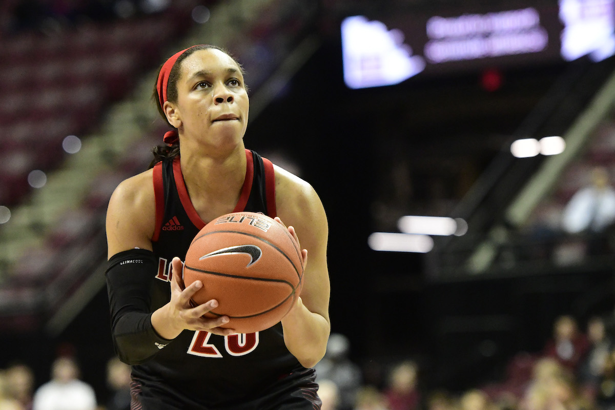 Asia Durr has been dealing with lingering effects of the coronavirus, which could end her WNBA career prematurely.