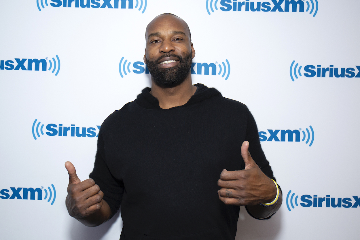 Baron Davis Once Described in Shocking Detail How He Was Abducted by Aliens