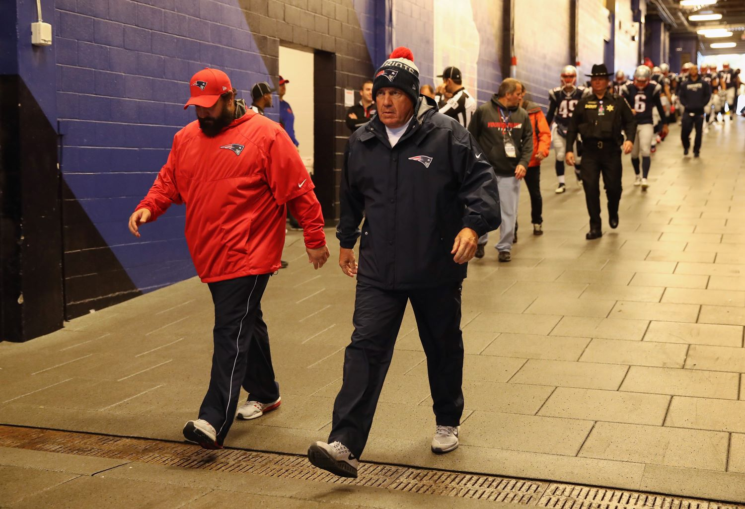 Bill Belichick has gotten so desperate that he's bringing back Matt Patricia to save the New England Patriots from completely falling apart.