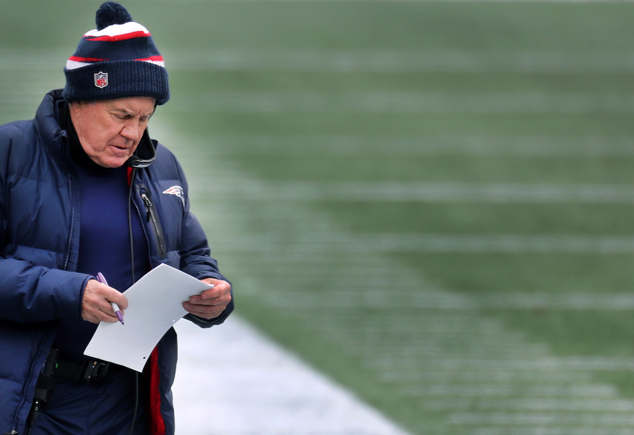 Bill Belichick had a bunch of success on the Patriots with Tom Brady. However, he might have just had his biggest flaw exposed.